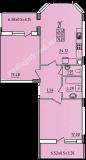 общая площадь 78,49 кв.м.